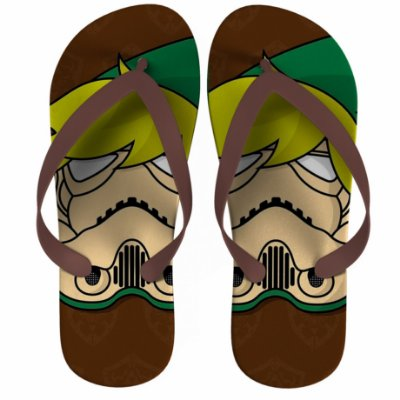 Chinelo Star Wars The Legend Of Zelda - Link Strompers