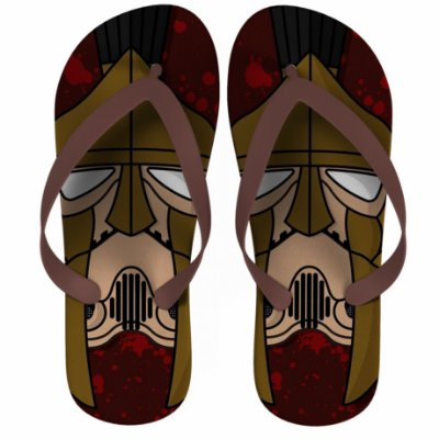 Chinelo Star Wars 300 Spartans Strompers