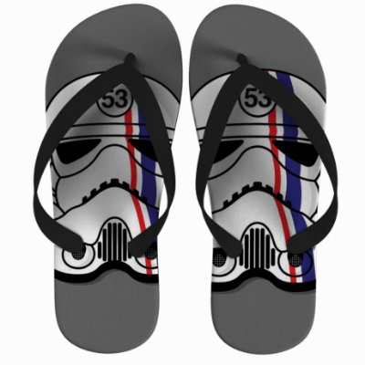 Chinelo Star Wars Herbie Strompers
