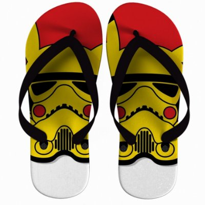 Chinelo Star Wars Pikachu Strompers