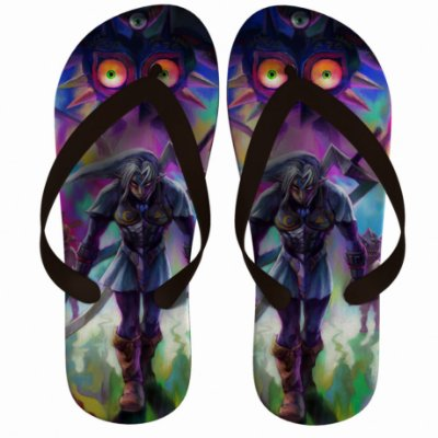 Chinelo Green The Legend Of Zelda : Majora' s Mask