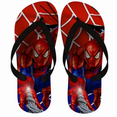 Chinelo Spider Man