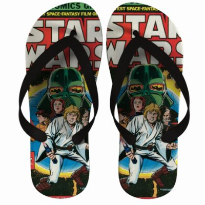 Chinelo DC Star Wars
