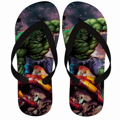 Chinelo Hulk Fighter