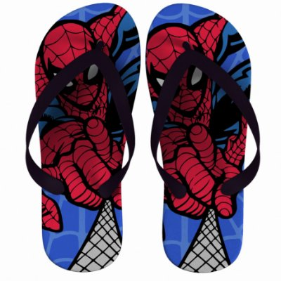 Chinelo Spider Man Marvel