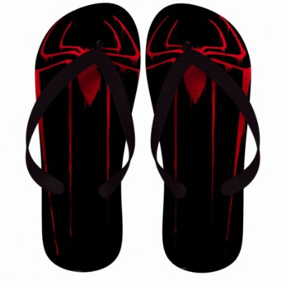 Chinelo Spider Man Simbol