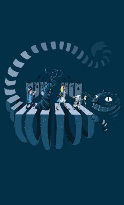 Camiseta Alice in Wonderland