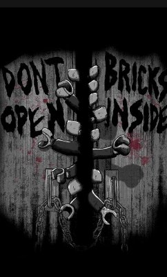 Camiseta Dont Open Bricks Inside