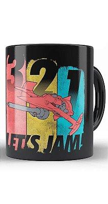 Caneca 3,2,1 Lets Jam!
