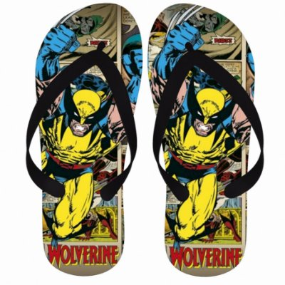Chinelo Wolverine HQ