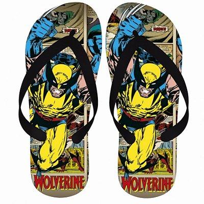 Chinelo Wolverine HQ