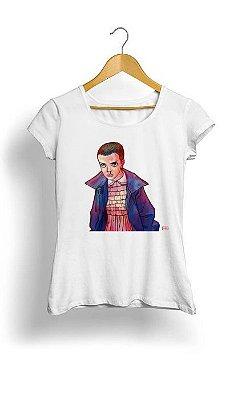 Camiseta Feminina Tropicalli Eleven Stranger
