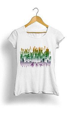 Camiseta Feminina Tropicalli Apocalypse