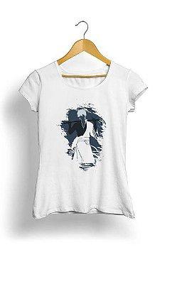 Camiseta Feminina Tropicalli Samurai Gin