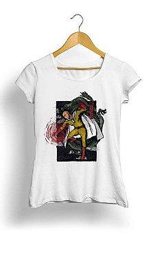 Camiseta Feminina Tropicalli Super punch