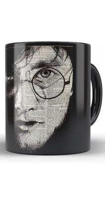 Caneca Harry Potter - Harry