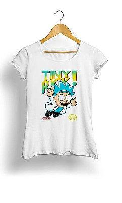 Camiseta Feminina Tropicalli Let Me Out