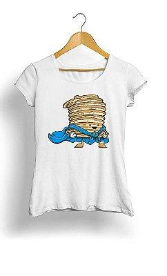 Camiseta Feminina Tropicalli Captain Pancake