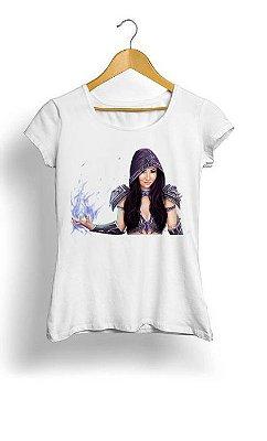 Camiseta Feminina Tropicalli Dark Sorceress