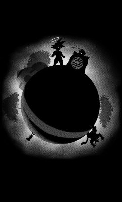 Camiseta Dragon Ball World