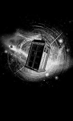 Camiseta Doctor Who Space Time