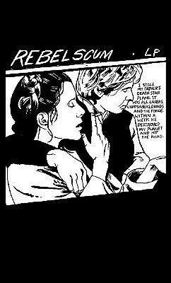 Camiseta Star Wars Han Solo e Leia