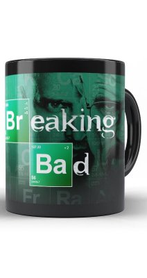 Caneca Breaking Bad The Heisenberg