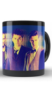 Caneca Doctor Who Inside