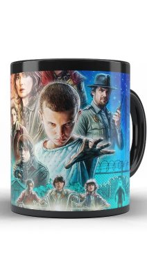 Caneca Stranger Things Power