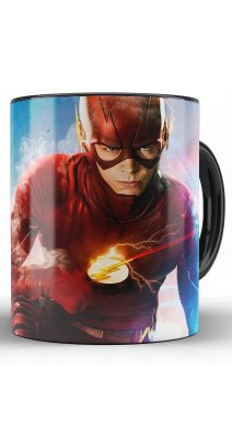 Caneca The Flash Barry Allen