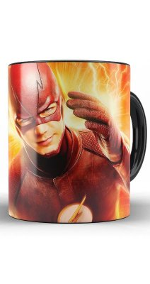 Caneca Barry Allen - The Flash