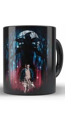 Caneca Stranger Things  Demogorgon