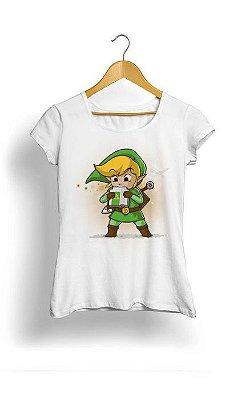 Camiseta Feminina Tropicalli Link