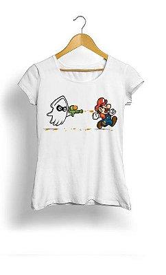 Camiseta Feminina Tropicalli Mario