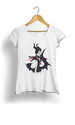 Camiseta Feminina Tropicalli Malevola