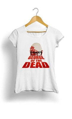 Camiseta Feminina Tropicalli George of the dead