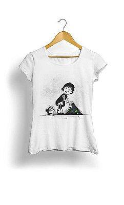 Camiseta Feminina Tropicalli Treinar seu dragão