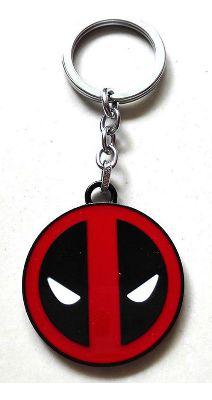Chaveiro Deadpool Presentes Criativos