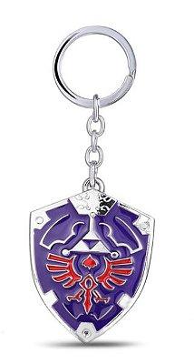 Chaveiro The Legend Of Zelda Triforce Presentes Criativos
