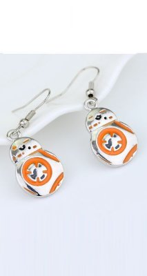 Brinco Star Wars BB8 Presentes Criativos​