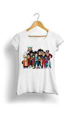 Camiseta Feminina Tropicalli Family