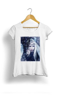 Camiseta Feminina Tropicalli Game of throne
