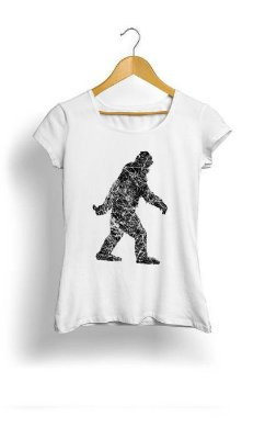 Camiseta Feminina Tropicalli Monster