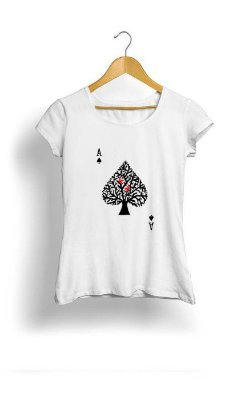 Camiseta Feminina Tropicalli Letter