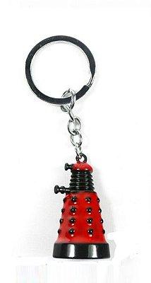 Chaveiro Dalek Robô Alienígena - Dr. Doctor