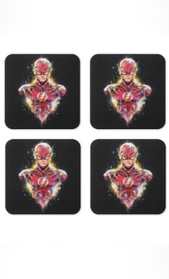 Porta Copos The Flash Presentes Criativos