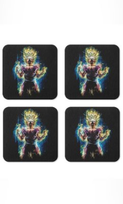 Porta Copos Dragon Ball Z Son Gohan Presentes Criativos