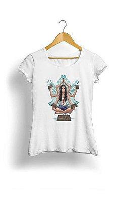 Camiseta Feminina Tropicalli Love game