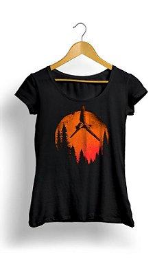 Camiseta Feminina Star Wars Base