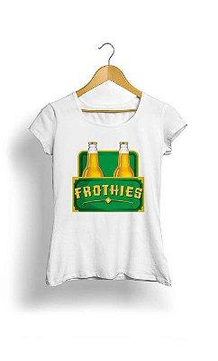 Camiseta Feminina Tropicalli Frothies